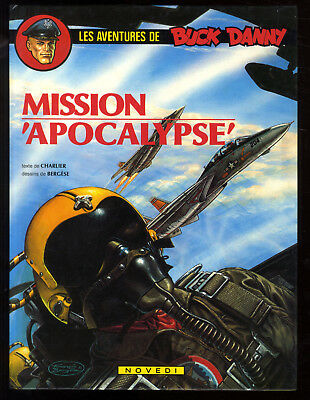 Buck Danny  41   Mission Apocalypse      Eo  1983   Charlier  / Bergese