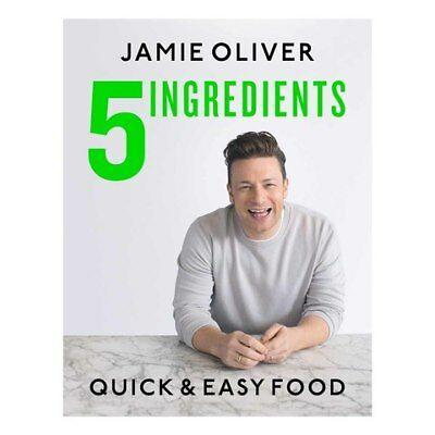 5 Ingredients - Quick & Easy Food by Jamie Oliver Book | NEW AU - Free Shipping