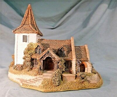 Lilliput Lane Greensted Church Hand painted Hand made in Great Britain