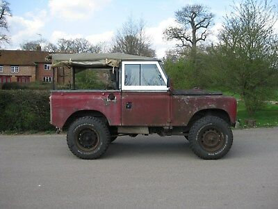 Land Rover Discovery 1 Flatbed Pickup Truck Project 300tdi
