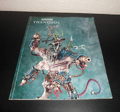 Warhammer - Skaven - The End Times - Thanquol Armeebuch Softcover