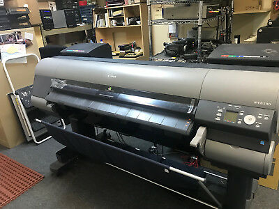 "Canon iPF8300 44"" Lg Format Printer for parts"