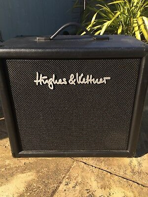 HUGHES & KETTNER TUBEMEISTER 112 BOX / 1x12 GUITAR SPEAKER CABINET & HOT COVER