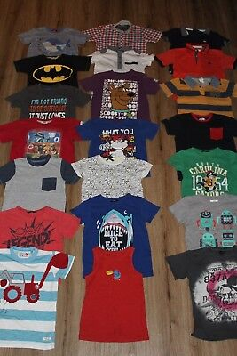 Bundle of boys' clothes (4-5Years)   21 items!!!!
