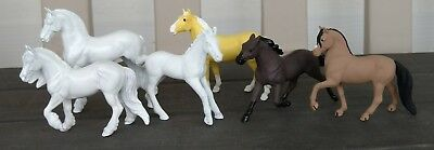 Breyer Stablemate Body Lot of 6 models. Or for play. No breaks!