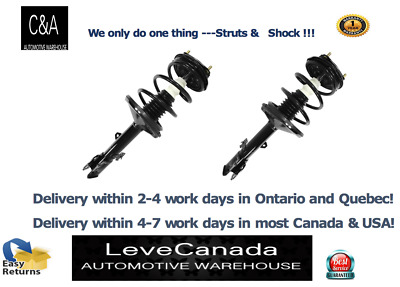 01-05 TOYOTA - RAV4 FWD Front Quick Complete Strut & Coil Spring Assembly