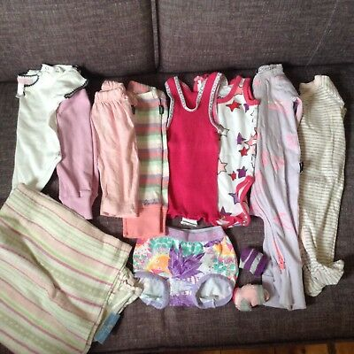 Baby Girls Clothes Bonds Bundle pack 000 very good condition