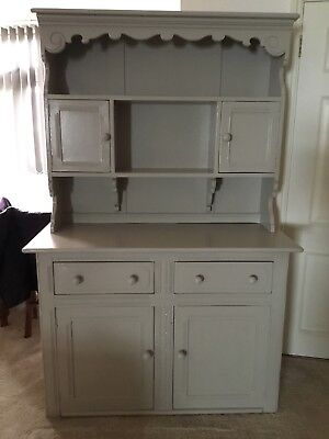 Painted Antique Oak Dresser. Herne Bay