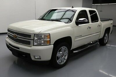 Chevrolet Silverado 1500 LTZ Texas Direct Auto 2013 LTZ Used 5.3L V8 16V Automatic 4X4 Pickup Truck OnStar