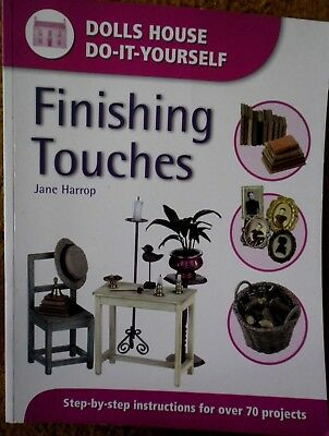 Dolls house book diy finishing touches 299 picclick uk dolls house book diy finishing touches solutioingenieria Choice Image