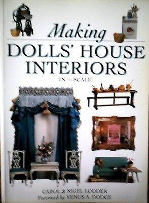 Dolls house book dolls house interiors diy 399 picclick uk dolls house book dolls house interiors diy solutioingenieria Image collections