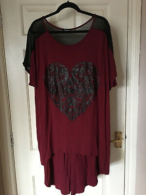 Job Lot 1 Yours Clothing Size 22/24 - Tops only