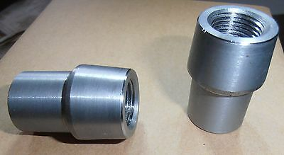 1/2 - 20 RIGHT Handed WELD-IN BUNG FITS 1.00 OD. X .058 WALL Tube