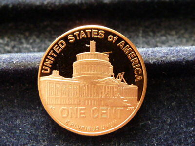2009-S Lincoln Presidency Cent From Proof Set  D-15-18