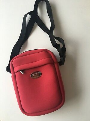 Philips Avent Thermal Bag Thermabag Baby Milk Bottle Insulated, Red