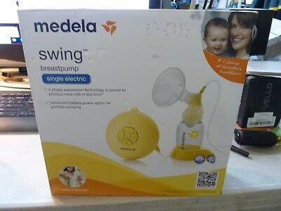 NEW!!! Medela Swing Single Electric Breast Pump - Model # 67050 Sealed!!