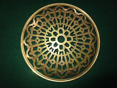 Antique Tiffany&Co. Centerpiece Bowl flower frog insert 9 1/2  21248 makers 8107