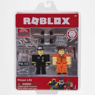 NEW Roblox - Game Pack Series 2- Prison Life Product Features: