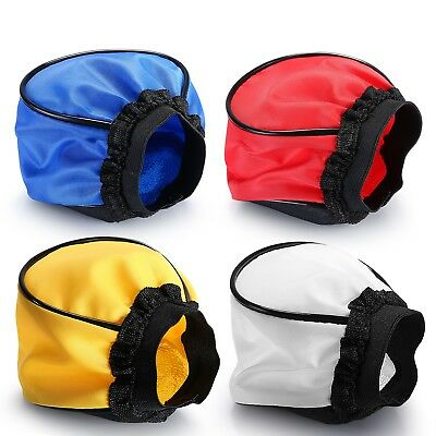 Neewer Universal Flash Diffuser Cloth Blue Red Yellow White for Cannon Nikon