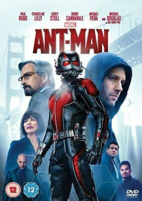 Ant Man  with Paul Rudd New (DVD  2015)