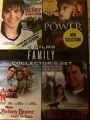 New Collector's Set 4 Family Movies