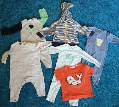 Baby Boys Bulk Lot Winter mix Clothing 3/6 Months SEED  COUNTRY ROAD bulk