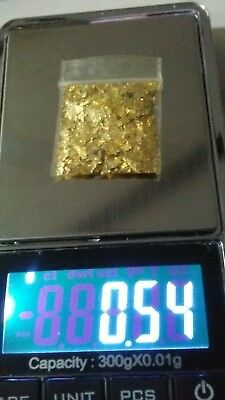 1/2  Gram Gold Leaf Flake