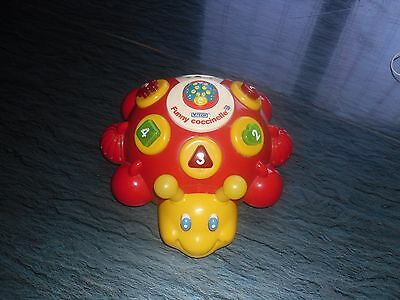 Funny coccinelle vtech