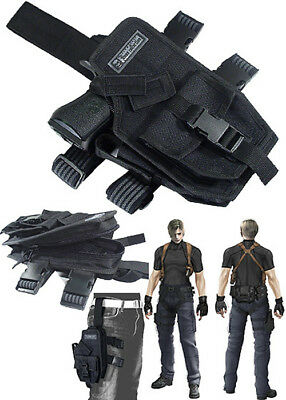 BIOHAZARD 4 Leon Collection Leg Bag Resident Evil Japan Official Costume Cosplay