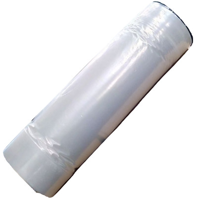 Strong Clear Polythene Plastic Garment Cover Film Dry Cleaners Bags Clothes Bag