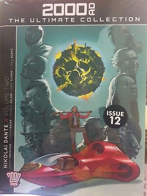Graphic Novel 2000Ad Ultimate Collection Nikolai Dante - Vol Two Issue 12 - New