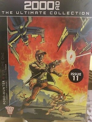 Graphic Novel 2000Ad Ultimate Collection Robo-Hunter - Vol One Issue 11 - New