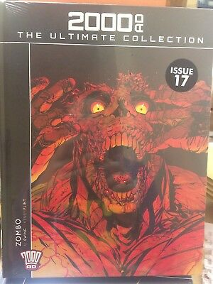 Graphic Novel 2000Ad Ultimate Collection Zombo Issue 17 - New