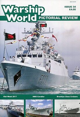Warship World Pictorial Review Issue 34