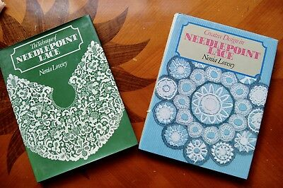 Technique of Needlepoint Lace/Creative Design in Needlepoint Lace Nenia Lovesey