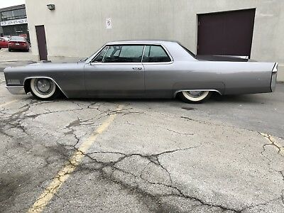 Cadillac: DeVille Coupe 1966 Cadilac Coupe Devile with air suspension & Disc Brake Conversion
