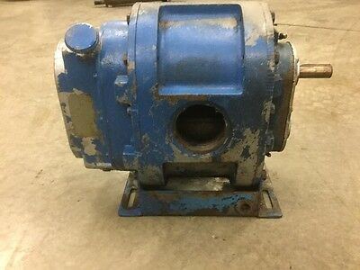 Sutorbilt 3LL Blower Vacuum Pump Prochem Truckmount Carpet Cleaner 4000 Hrs