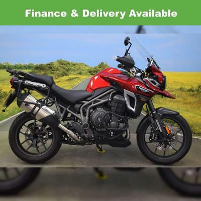 Triumph Tiger Explorer 1215 2016 ** ABS, TRACTION, TFT DISPLAY, POWER MODES **