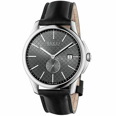 2df95cda594 GUCCI YA126319 MEN S G-Timeless Silver Automatic Watch -  1