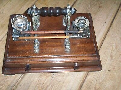 Desk Top Writing Unit Victorian
