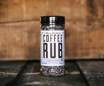 4 Rivers Smokehouse - Coffee BBQ Dry Rub