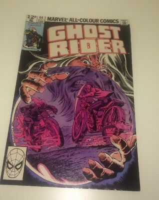 Ghost Rider #44,  Marvel Comics ~ Retro Collectable ~ Comic Book