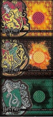 Harry Potter Half Blood Prince San Diego SDCC09 P1 P2 P3 Prop Card Set #550