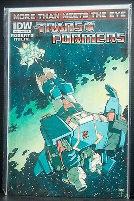 IDW Transformers More Than Meets The Eye #2 Cover B