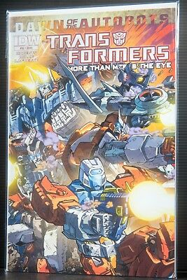 IDW Transformers More Than Meets The Eye #32 Cover A