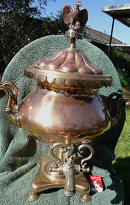 Antique late 18th century Samovar / water urn