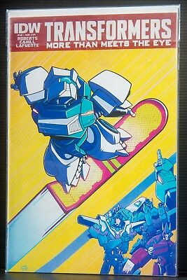 IDW Transformers More Than Meets The Eye #40 Sub Cover