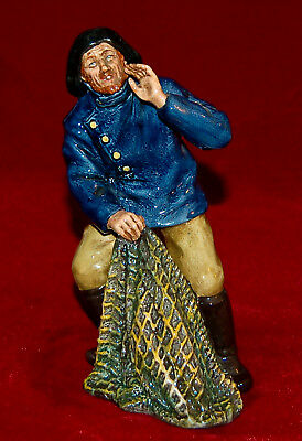 """Royal Doulton """"SEA HARVEST"""" HN2257 Magnificent! Reg.395$ Made In England"""
