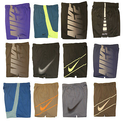Nike Men's Dri-Fit Shorts - Dri Fit Size L XL XXL - New w/ Tags - 13 Styles