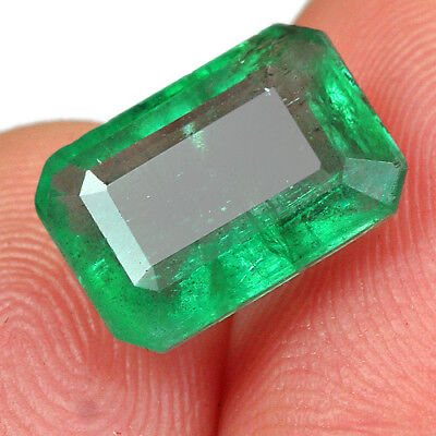 3CT Grade Green Emerald 100% Natural Collection Retail Price $1000 UQMD98